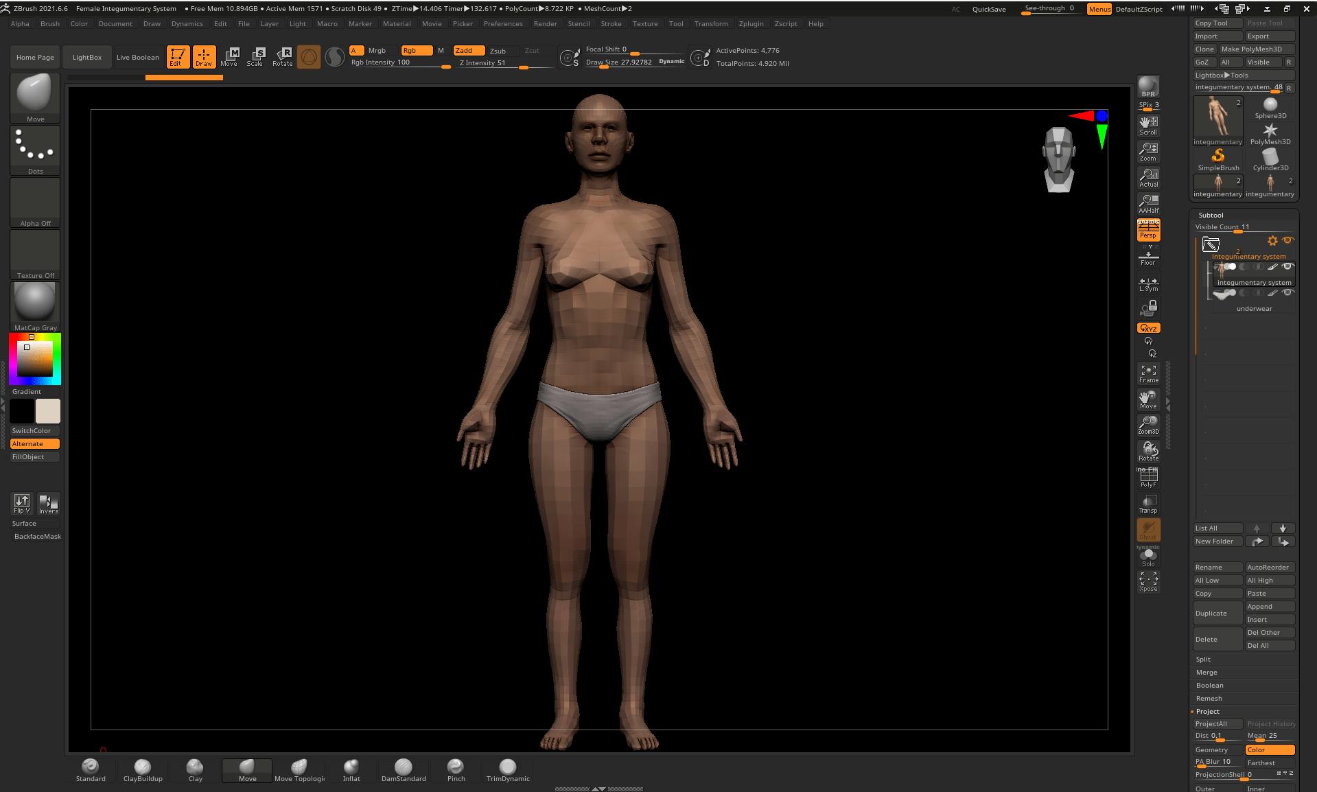 Capture 2 SA Anatomy | Study Anatomy in 3D